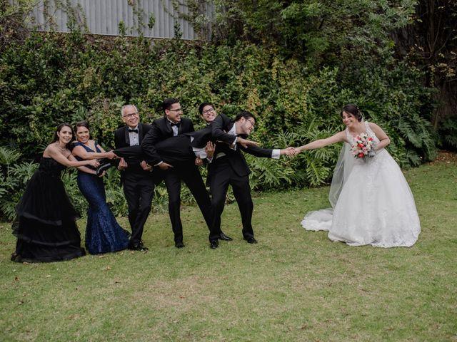 La boda de Alejandro y Andrea en Guadalajara, Jalisco 35