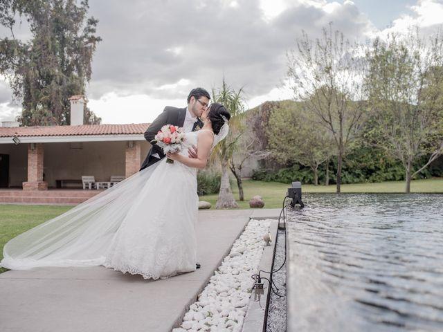 La boda de Alejandro y Andrea en Guadalajara, Jalisco 43