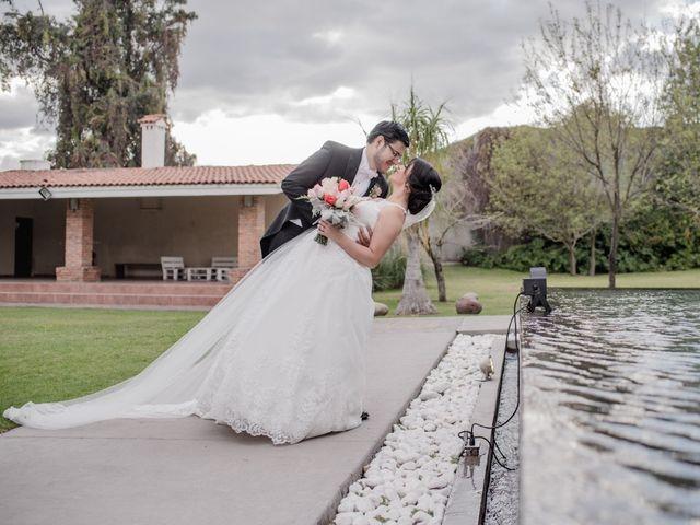 La boda de Alejandro y Andrea en Guadalajara, Jalisco 44