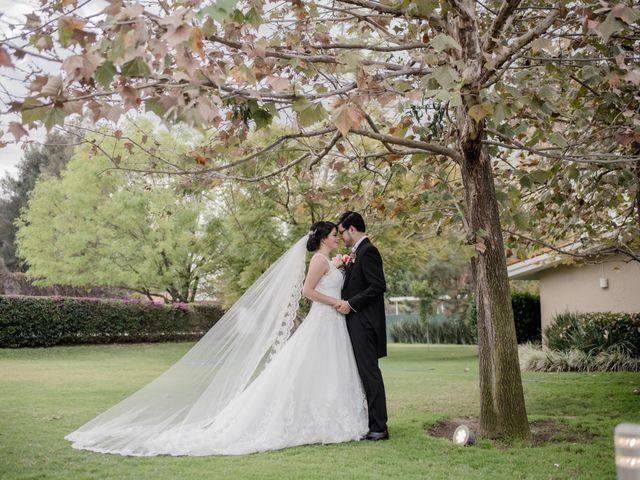La boda de Alejandro y Andrea en Guadalajara, Jalisco 45