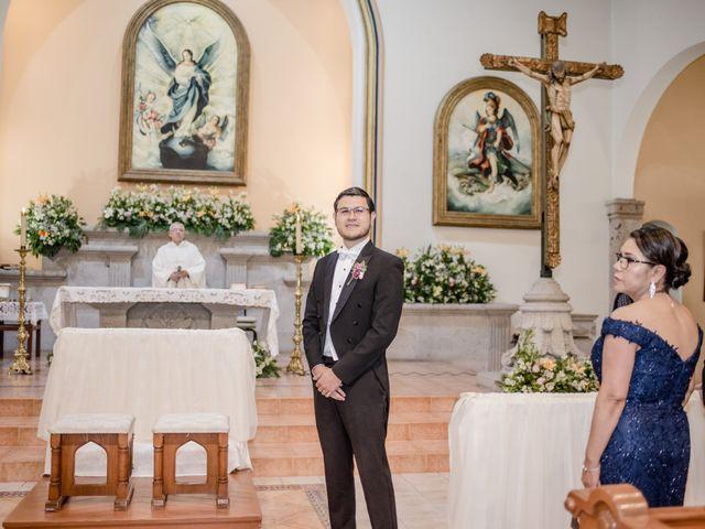 La boda de Alejandro y Andrea en Guadalajara, Jalisco 48