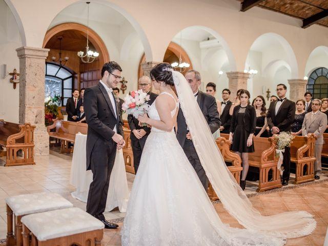 La boda de Alejandro y Andrea en Guadalajara, Jalisco 49
