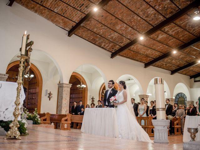 La boda de Alejandro y Andrea en Guadalajara, Jalisco 50