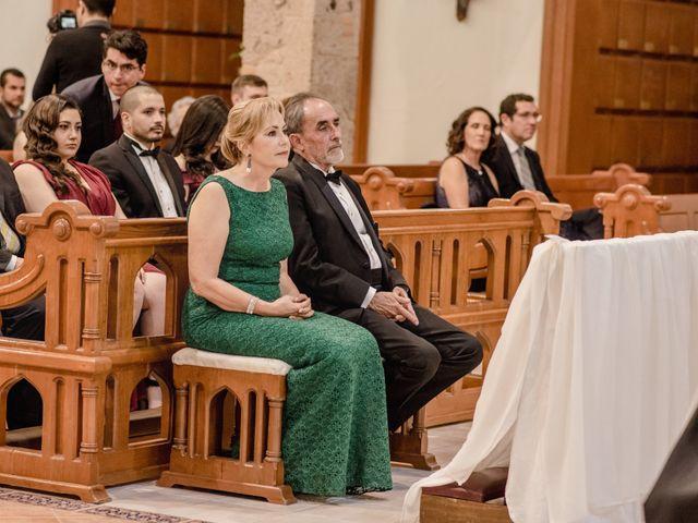 La boda de Alejandro y Andrea en Guadalajara, Jalisco 53
