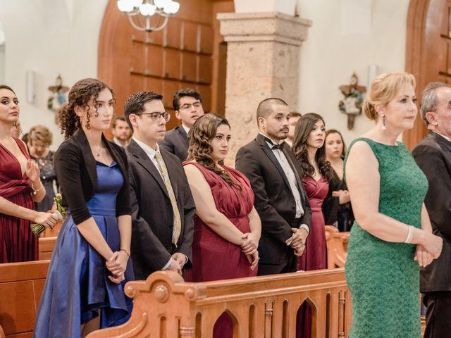 La boda de Alejandro y Andrea en Guadalajara, Jalisco 54