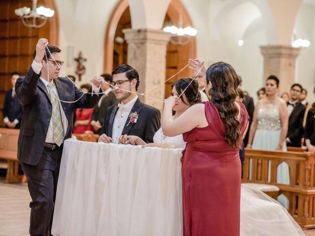 La boda de Alejandro y Andrea en Guadalajara, Jalisco 62