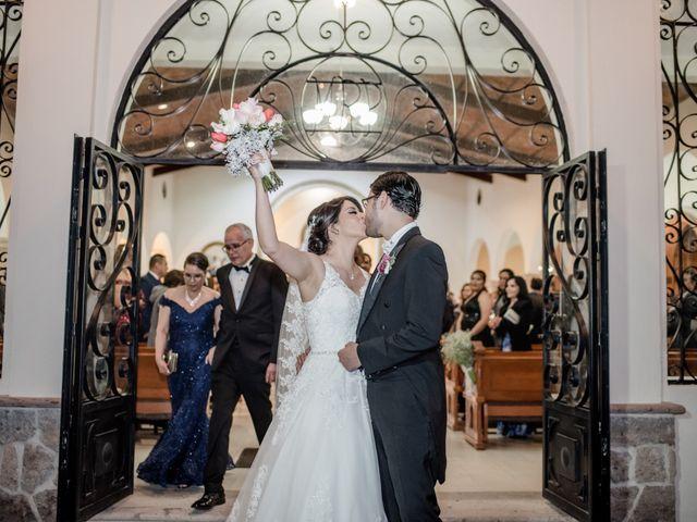 La boda de Alejandro y Andrea en Guadalajara, Jalisco 66