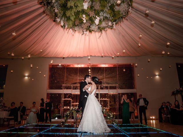 La boda de Andrea y Alejandro