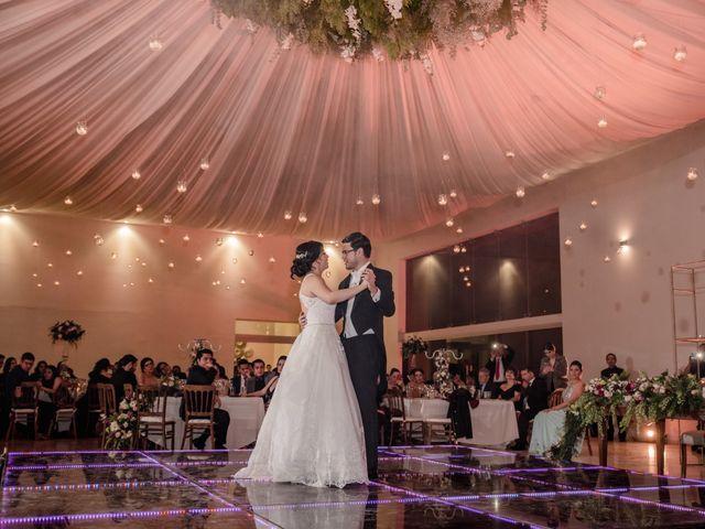 La boda de Alejandro y Andrea en Guadalajara, Jalisco 78