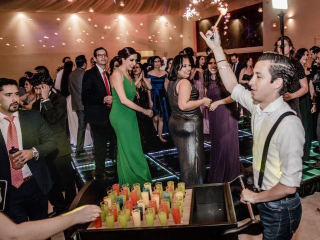 La boda de Alejandro y Andrea en Guadalajara, Jalisco 92