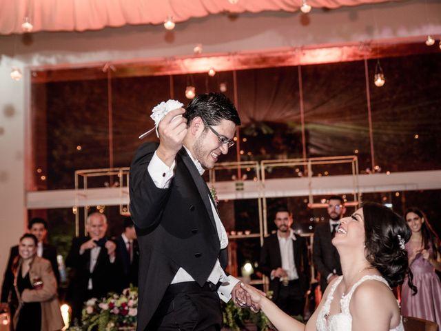 La boda de Alejandro y Andrea en Guadalajara, Jalisco 98