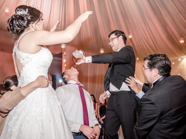 La boda de Alejandro y Andrea en Guadalajara, Jalisco 101
