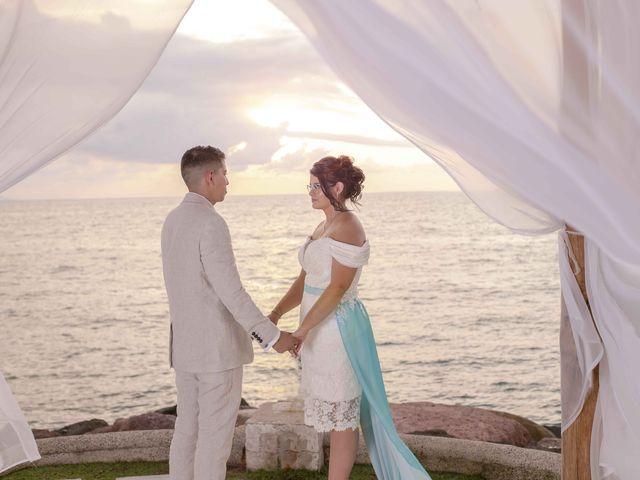 La boda de Miguel y Karla