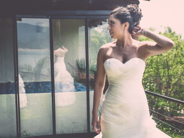 La boda de Jorge y Ana en Valle de Bravo, Estado México 8