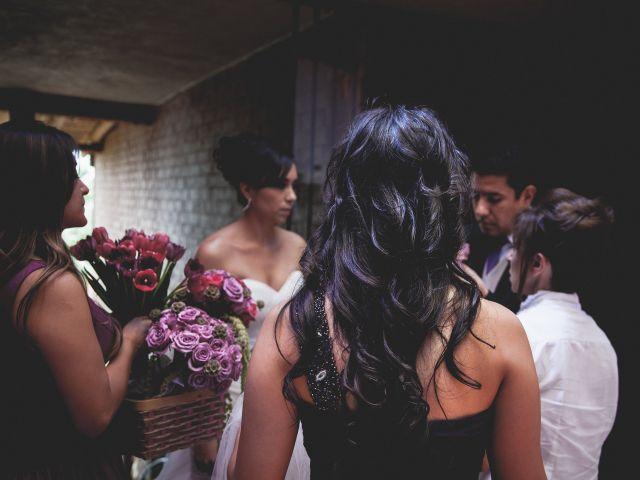 La boda de Jorge y Ana en Valle de Bravo, Estado México 10