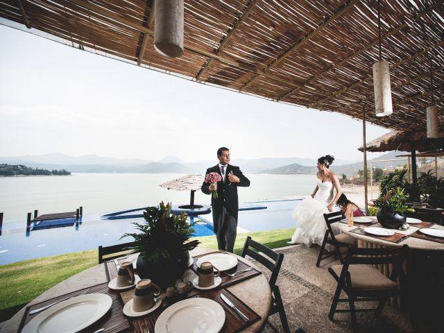 La boda de Jorge y Ana en Valle de Bravo, Estado México 16