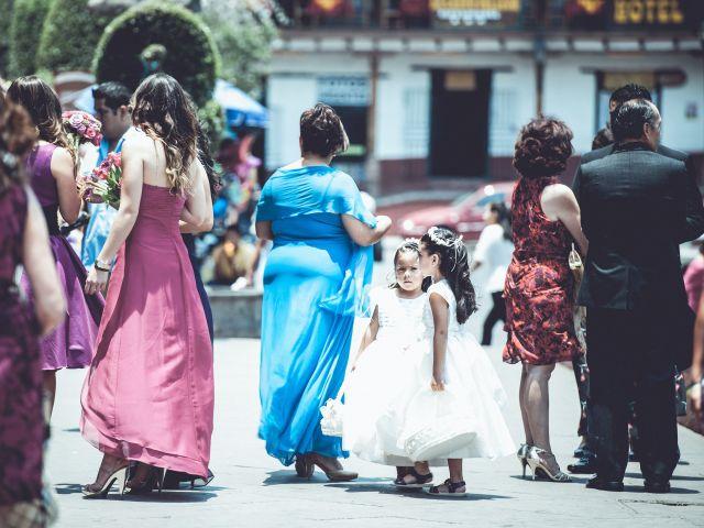 La boda de Jorge y Ana en Valle de Bravo, Estado México 23