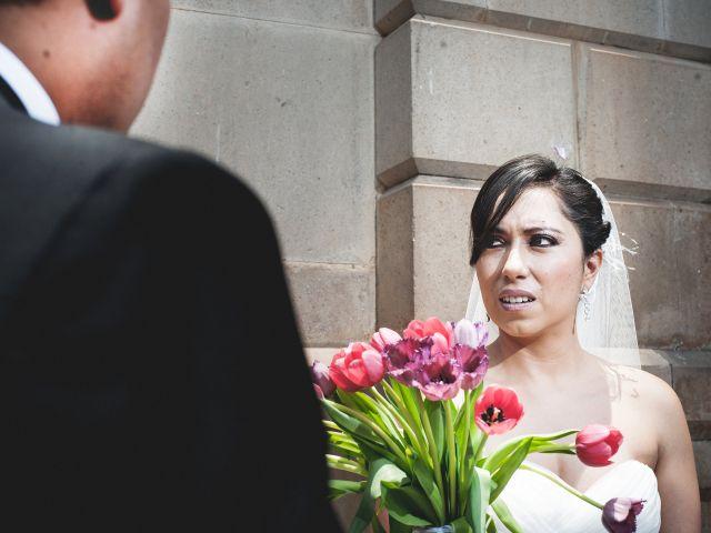 La boda de Jorge y Ana en Valle de Bravo, Estado México 33