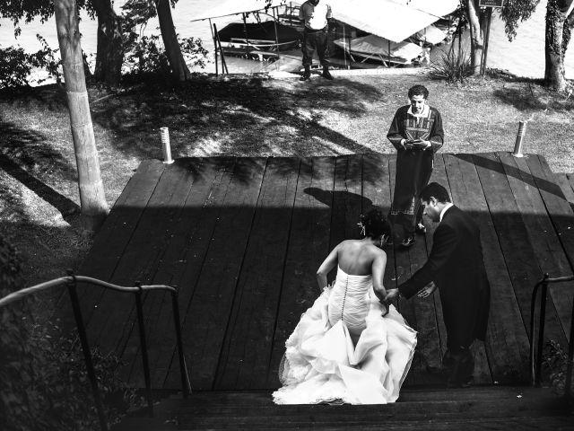 La boda de Jorge y Ana en Valle de Bravo, Estado México 39