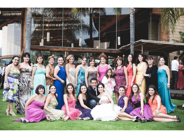 La boda de Jorge y Ana en Valle de Bravo, Estado México 52