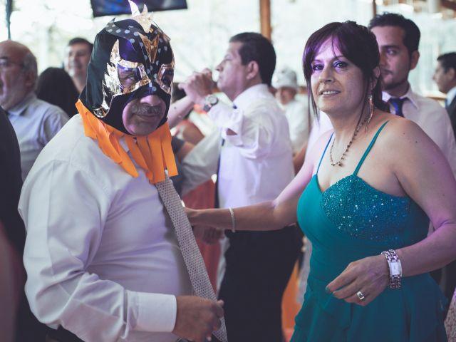 La boda de Jorge y Ana en Valle de Bravo, Estado México 53