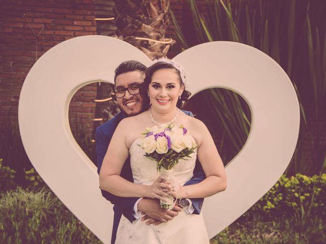 La boda de Eri y Rafa
