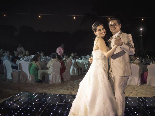 La boda de Karla y David