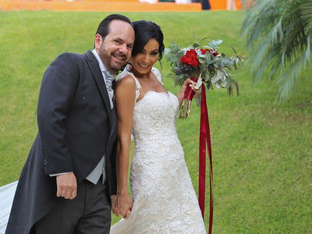 La boda de Judith y Gerardo