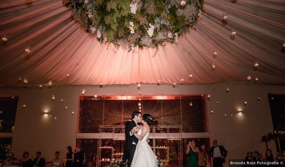 La boda de Alejandro y Andrea en Guadalajara, Jalisco
