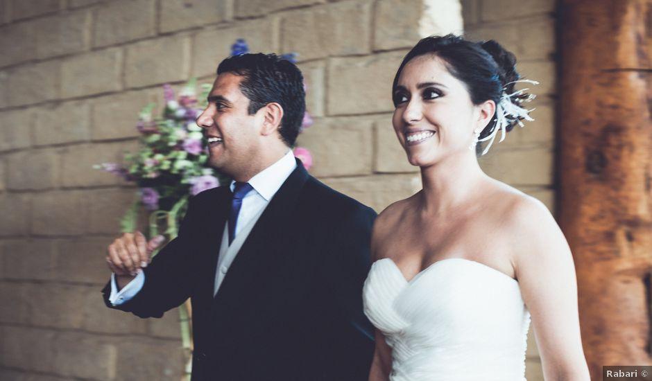La boda de Jorge y Ana en Valle de Bravo, Estado México