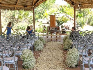 La boda de Sara  y Christyan  1