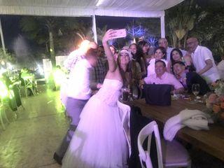 La boda de Sara  y Christyan  3