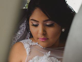 La boda de Lesli y Adrián 1
