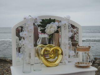 La boda de Lesli y Adrián 3