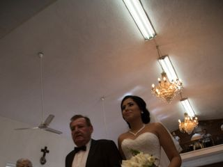 La boda de Elizabeth y Eugenio 1