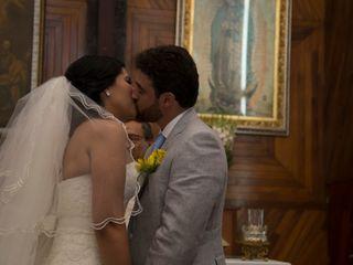 La boda de Elizabeth y Eugenio 2