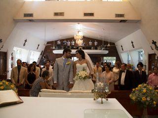 La boda de Elizabeth y Eugenio
