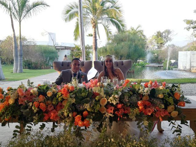 La boda de Sara  y Christyan