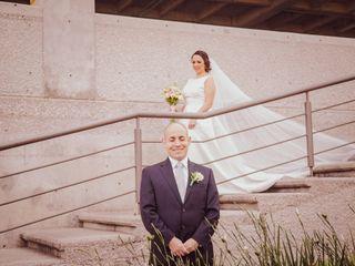 La boda de Viviana y Hugo