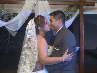 La boda de Judith y Oscar