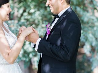 La boda de Cinthia y Julio 1