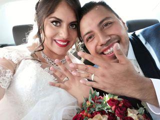 La boda de Mirna Dolores y Salvador Antonio
