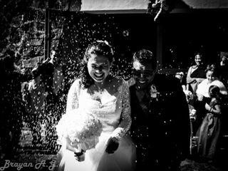 La boda de Cris y Alex
