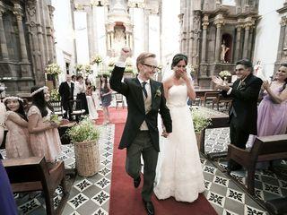 La boda de Kristen y Pablo 2