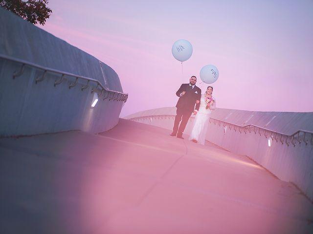 La boda de Erica y Fernando