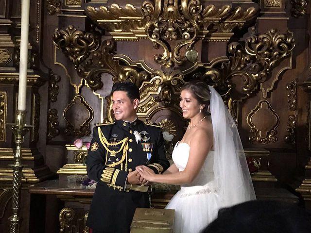 La boda de Cloudine  y Yamil