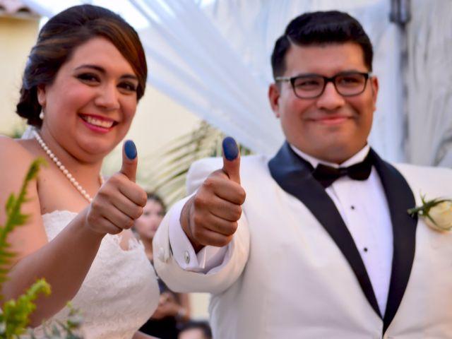 La boda de Silvana y Leonardo
