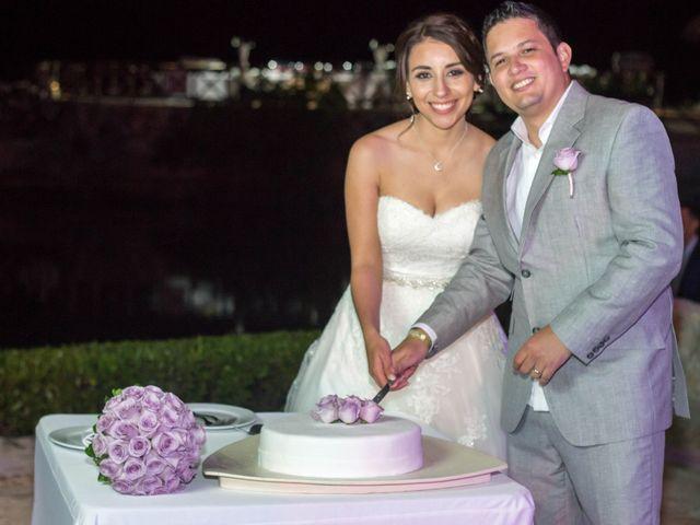 La boda de Navil y Fernando