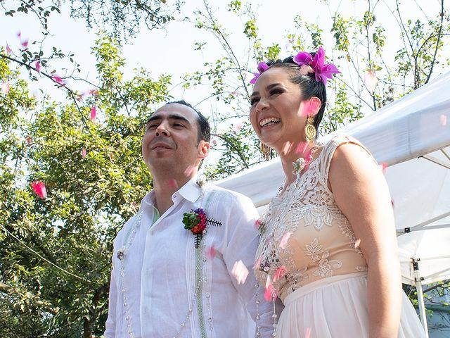La boda de Icaury y Daniel