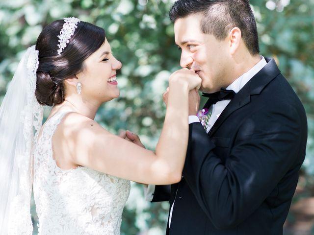 La boda de Cinthia y Julio